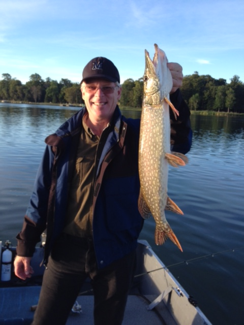 pike action