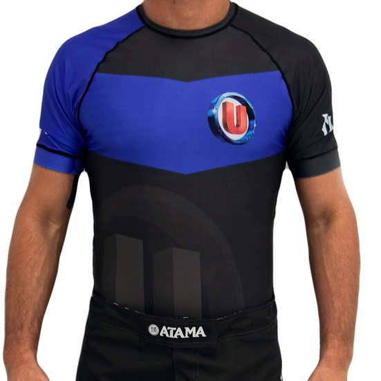 RASH GUARD MANGA CURTA NU ATAMA