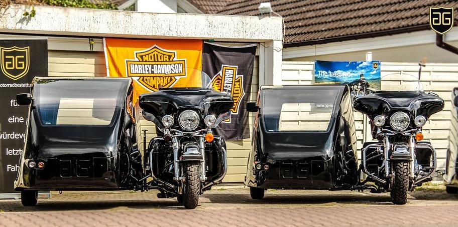 Motorradbestattung Österreich