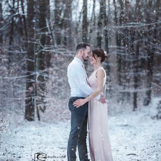 Carina & André - Winterwedding