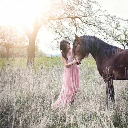 Carina & Callista - Sunset