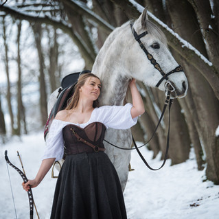 Queenie and Valiente - Winter Fairytales