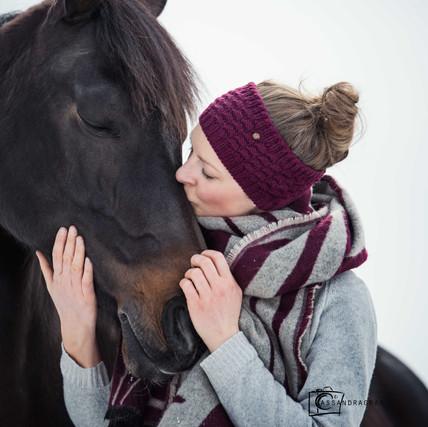 Katharina & Batida - Snowhorse