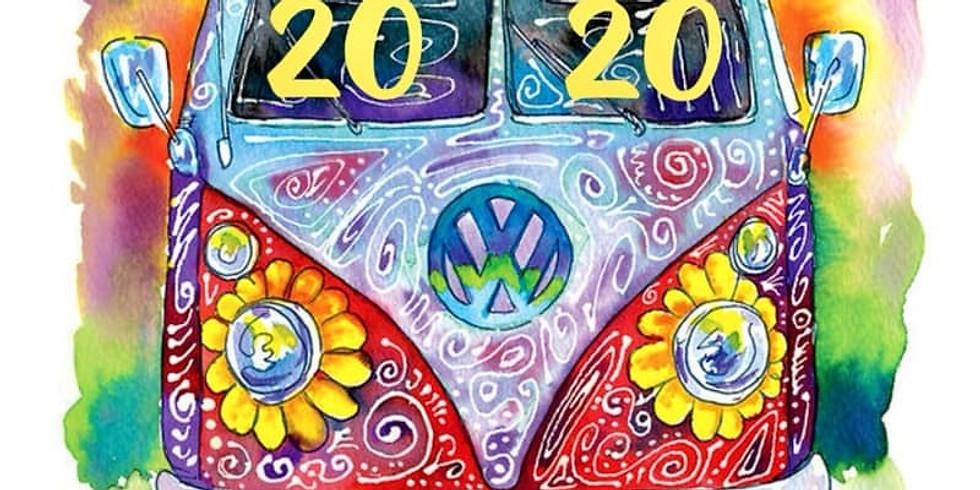 Hippie New Year 2020!