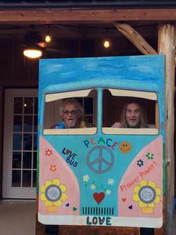 love bus Amos & Earl