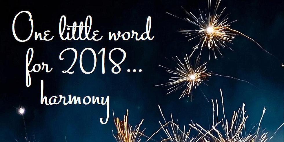 A Night of Harmony on the Hill to Celebrate 2018!