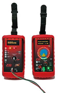 ZX3 Tracer Portable DC Earth Fault Locator & Ground Detector