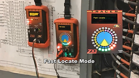 ZX3 DC Ground Detection Tracer & Base Fast Locate Mode