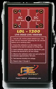 Allied Edison LDL-1200 Live-Dead-Live Verifier