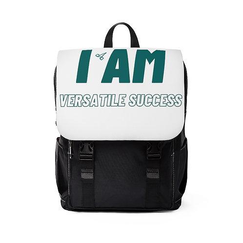 Versatile Success Unisex Casual Shoulder Backpack