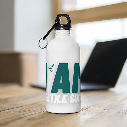 Versatile Success Stainless Steel Water Bottle