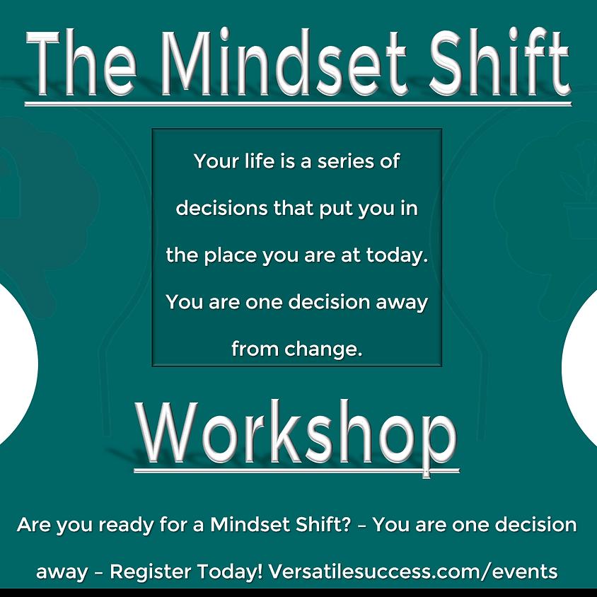 Mindset Shift Workshop