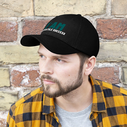 Versatile Success Unisex Twill Hat