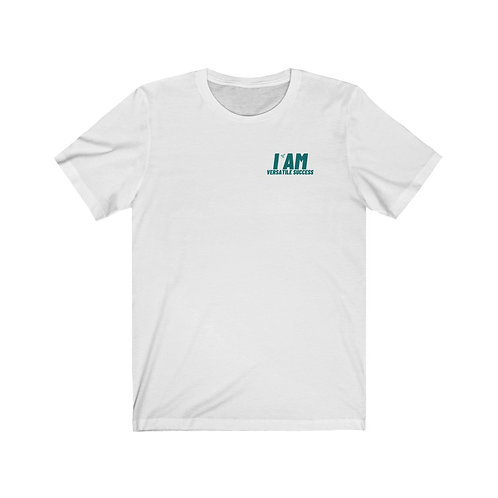 Versatile Success Unisex Jersey Short Sleeve Tee