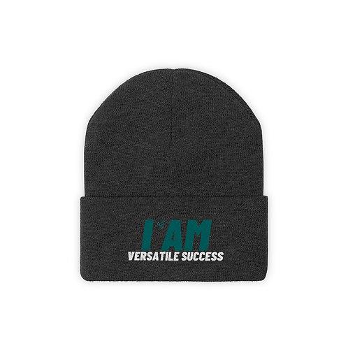 Versatile Success Knit Beanie