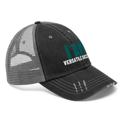 Versatile Success Unisex Trucker Hat