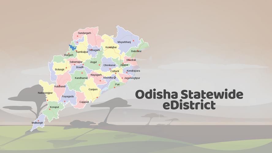 Odisha eDistrict