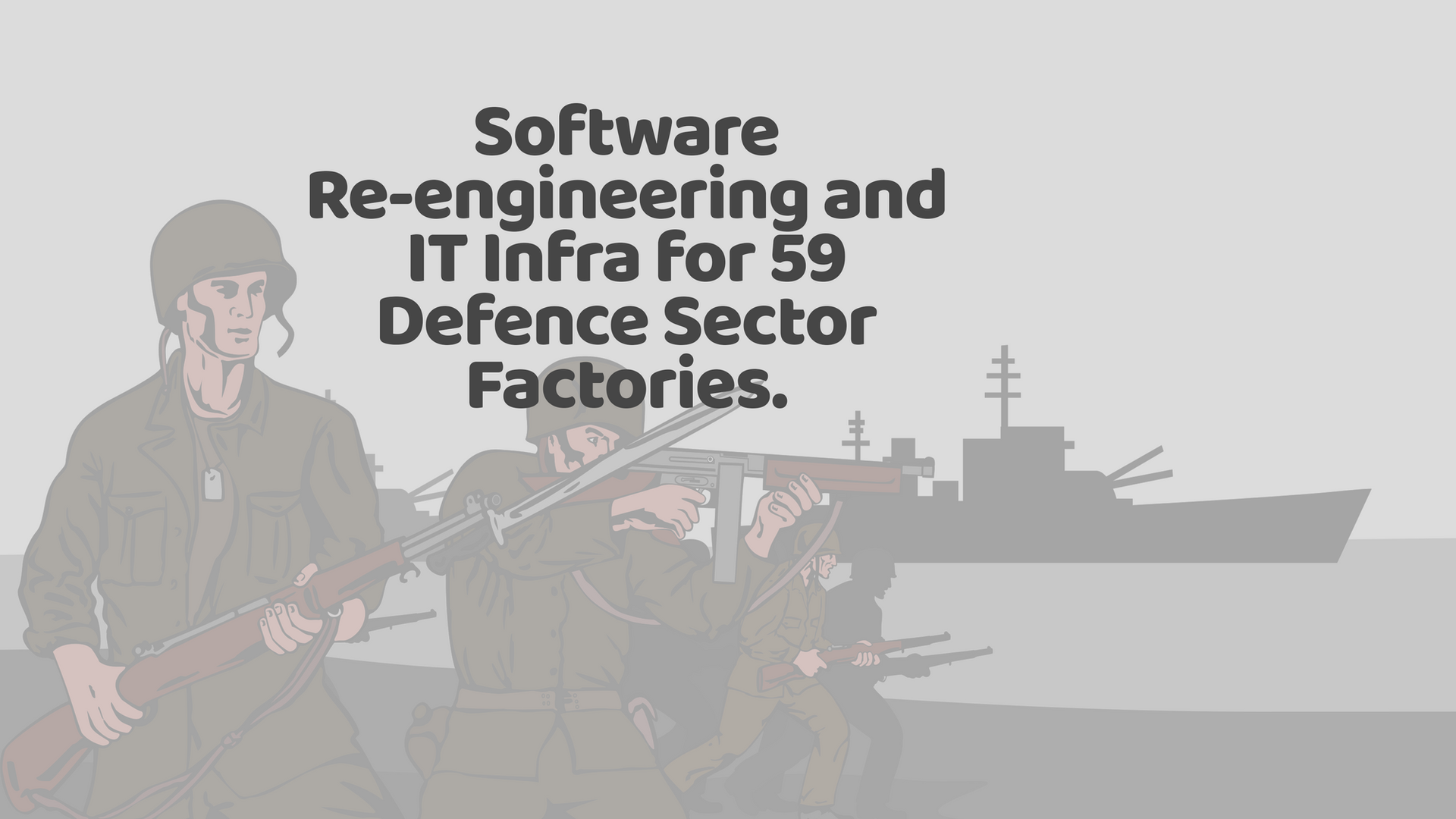 59 Defence Sector Factories