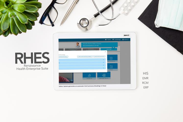 RHES — Renaissance Health Enterprise Suite