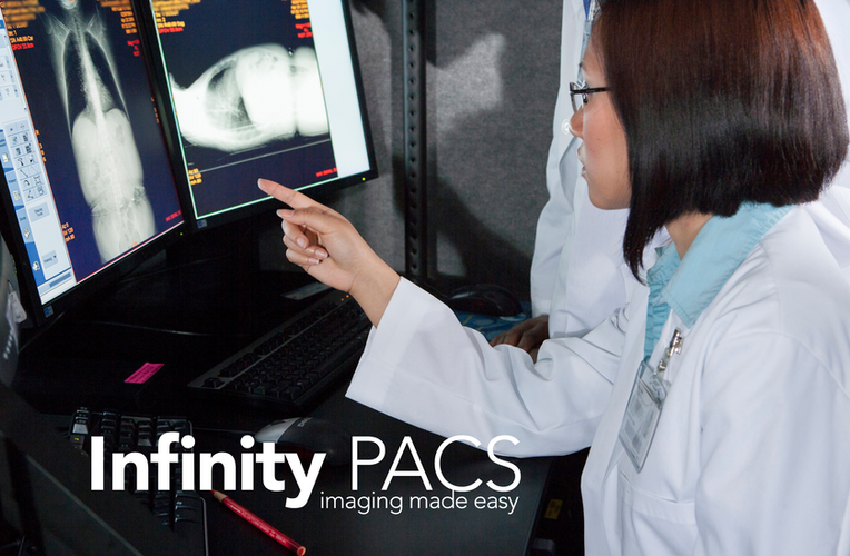 Infinity PACS — imaging made easy