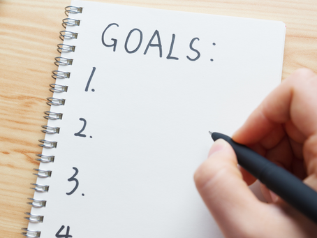 How to Set Goals and Keep Them