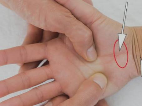 ¿Tienes hormigueos hacia el segundo,tercero o cuarto dedo de la mano?