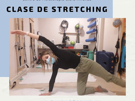 Clases individuales de stretching