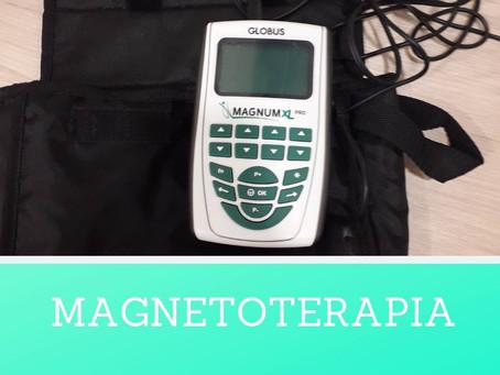 ¿Para qué usamos la magnetoterapia en nuestro centro?