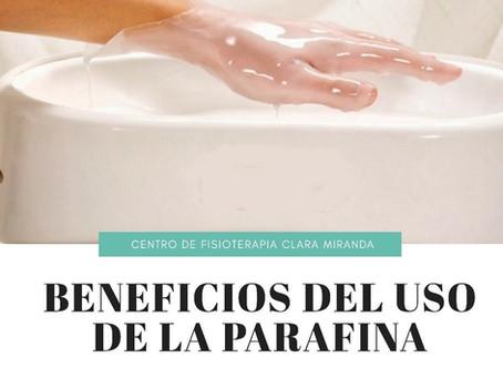 ¿ Para qué se usa la parafina?