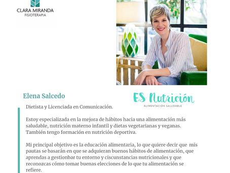 Nutrición y dietética en Centro de Fisioterapia Clara Miranda