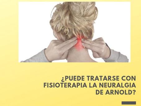 """¿Puede tratarse con fisioterapia la """"neuralgia de Arnold""""?"""