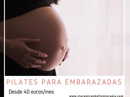 ¿Qué recomendaciones tengo que tener en cuenta a la hora de realizar Pilates para embarazadas?
