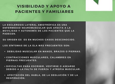 Día mundial para visibilidad  de la enfermedad ELA