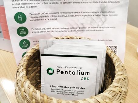 Cremas de masaje Pentalium