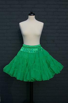Petticoat Groen