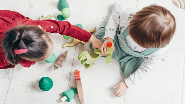 Child Care Experiences and Opportunities for Early Learning Caregivers