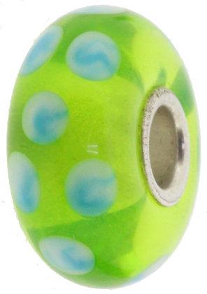 Turquoise Green Dot