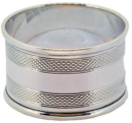 Silver Sheffield Napkin Ring