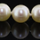 single row Akoya cultured pearl necklace