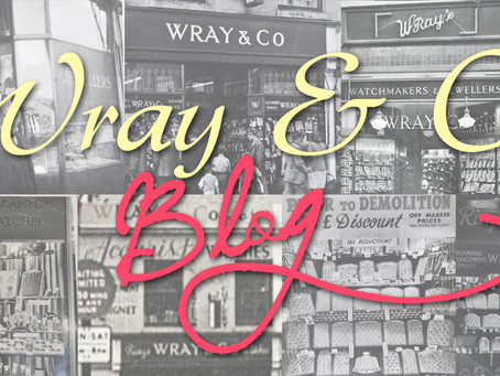Welcome to Wray's Blog