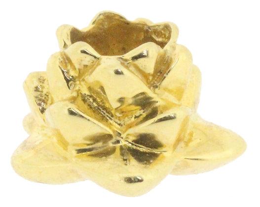 Trollbeads Gold Lotus