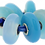 Retired Trollbeads Turquoise Agate Kit, Stone Beads