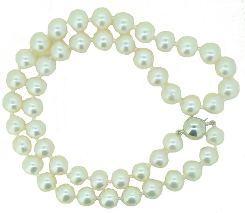 8.5mm-9mm Pearl Necklace