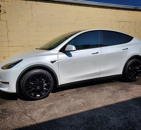 Tesla Model Y Window Tint.JPG