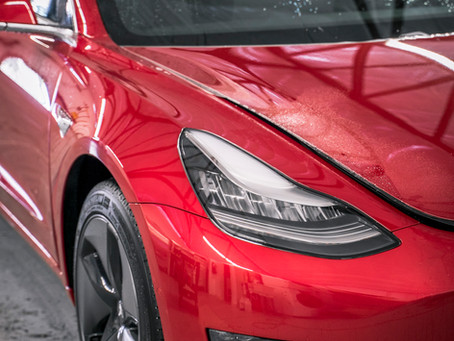 Tesla Vehicle Paint - Why & How to Protect Your Investment