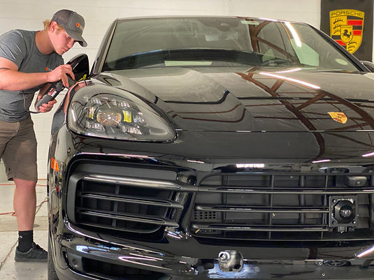 Paint Correction at New Image Paint Prot