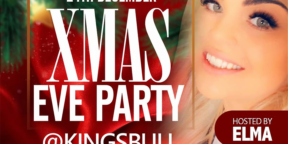 XMas Eve Party - Hosted by Elma (£5)