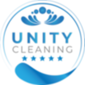 Unity Cleaning Logo