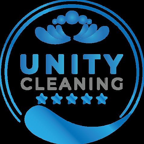 Unity Cleaning Logo