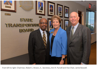 Congratulations Alumnus Robert L. Brown